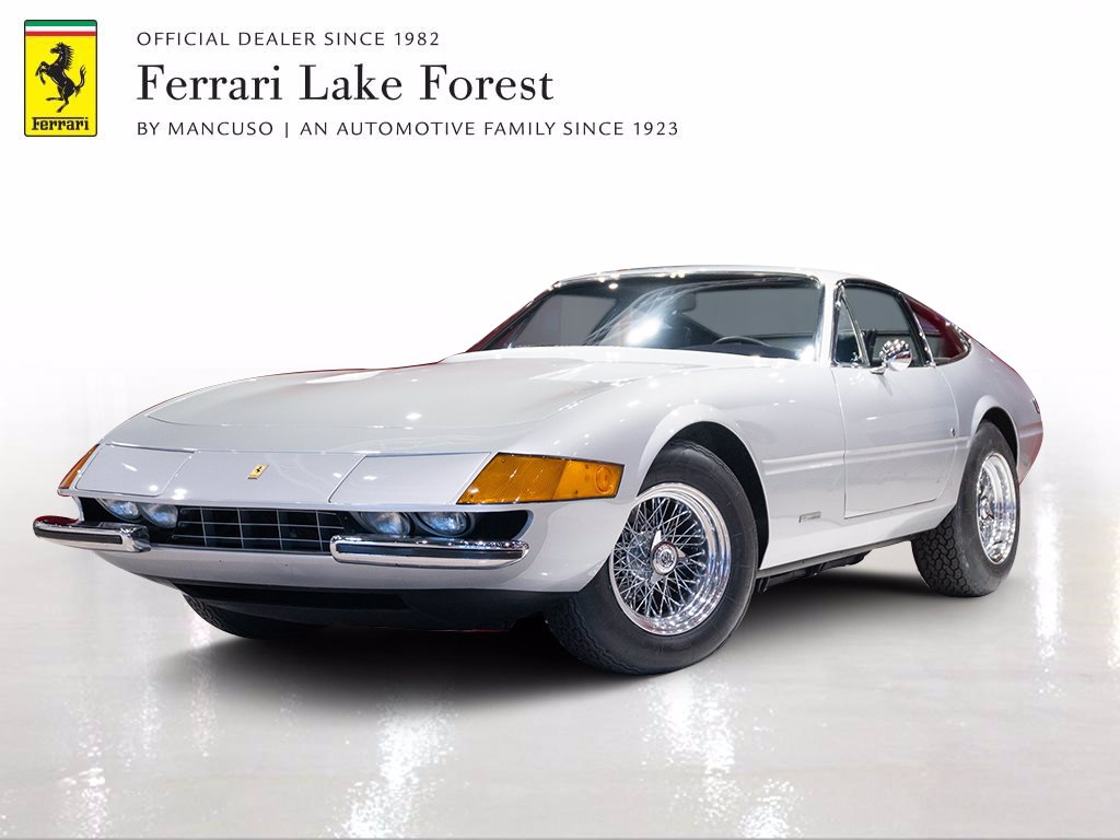 Pre-Owned 1973 Ferrari 365 GTB/4 Daytona Coupe