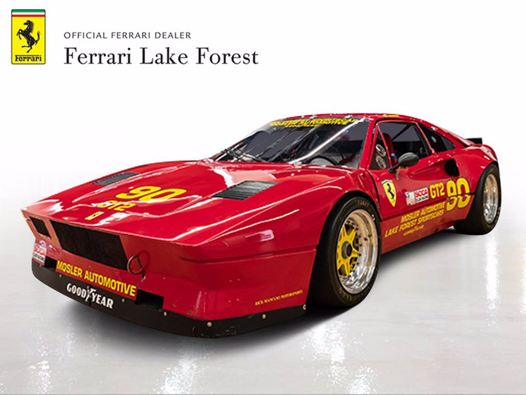 Pre-Owned 1976 Ferrari 308 GT2 Race Car