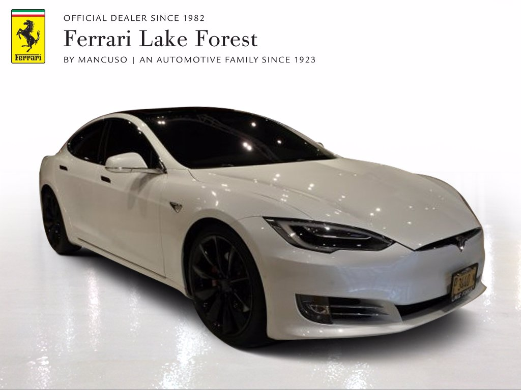 Pre-Owned 2017 Tesla Model S P100D