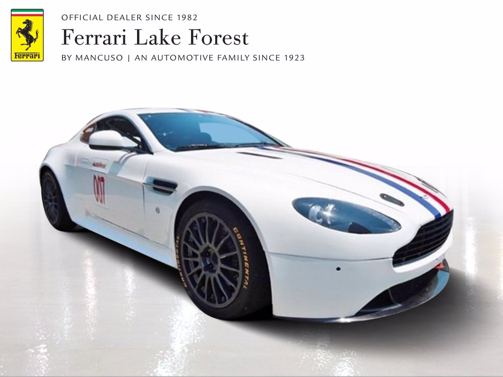 Pre-Owned 2013 Aston Martin V8 Vantage GT4 Grand Am