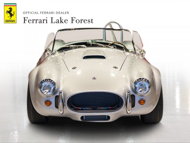 Pre-Owned 2003 Factory Five Shelby Cobra Kit
