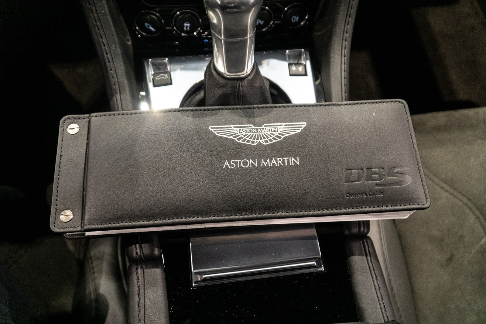 Pre-Owned 2009 Aston Martin DBS