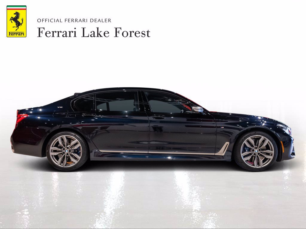 Pre-Owned 2019 BMW 7 Series M760i xDrive