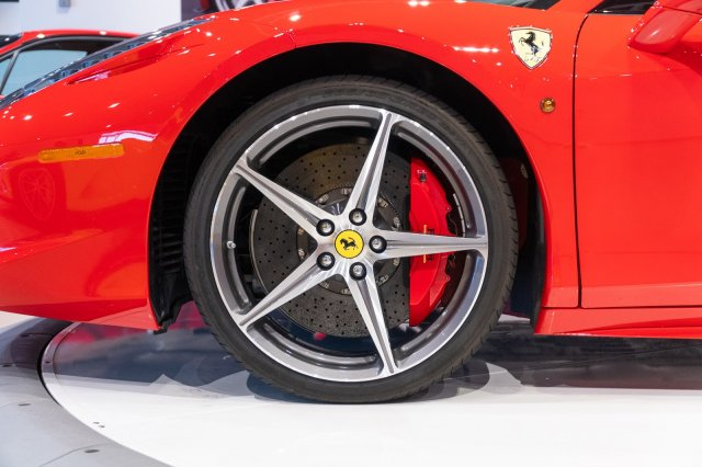 Certified Pre-Owned 2015 Ferrari 458 Spider