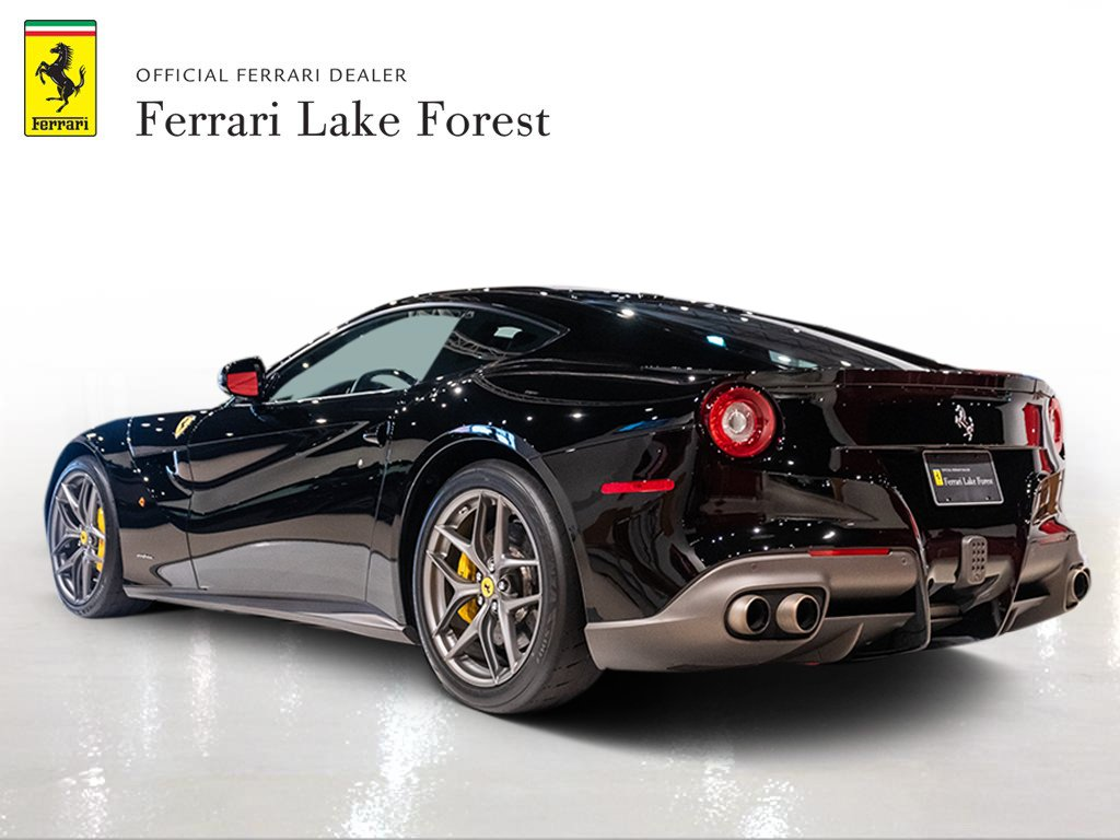 Certified Pre-Owned 2014 Ferrari F12berlinetta