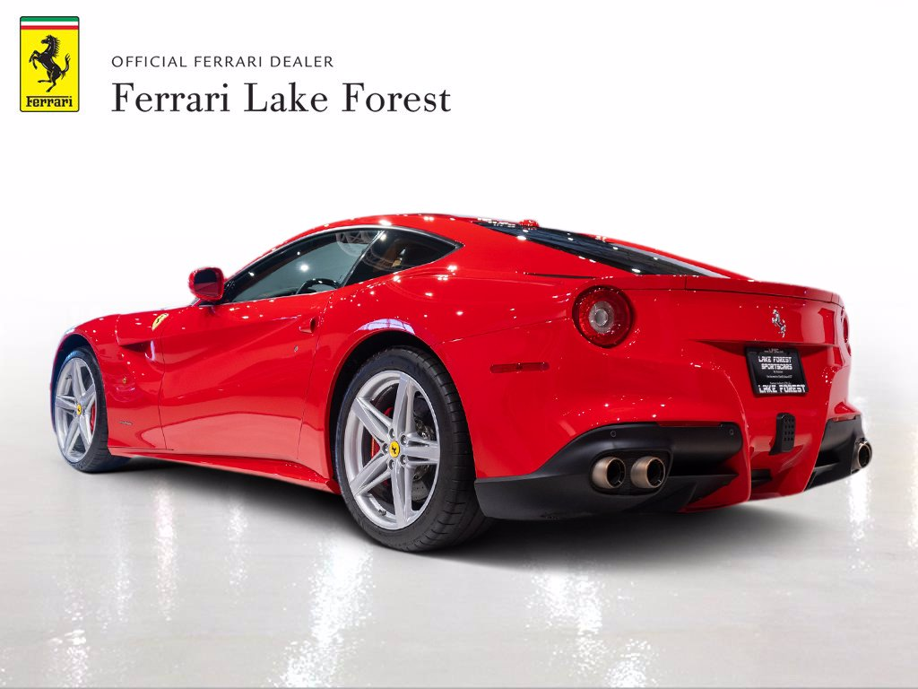 Pre-Owned 2014 Ferrari F12berlinetta