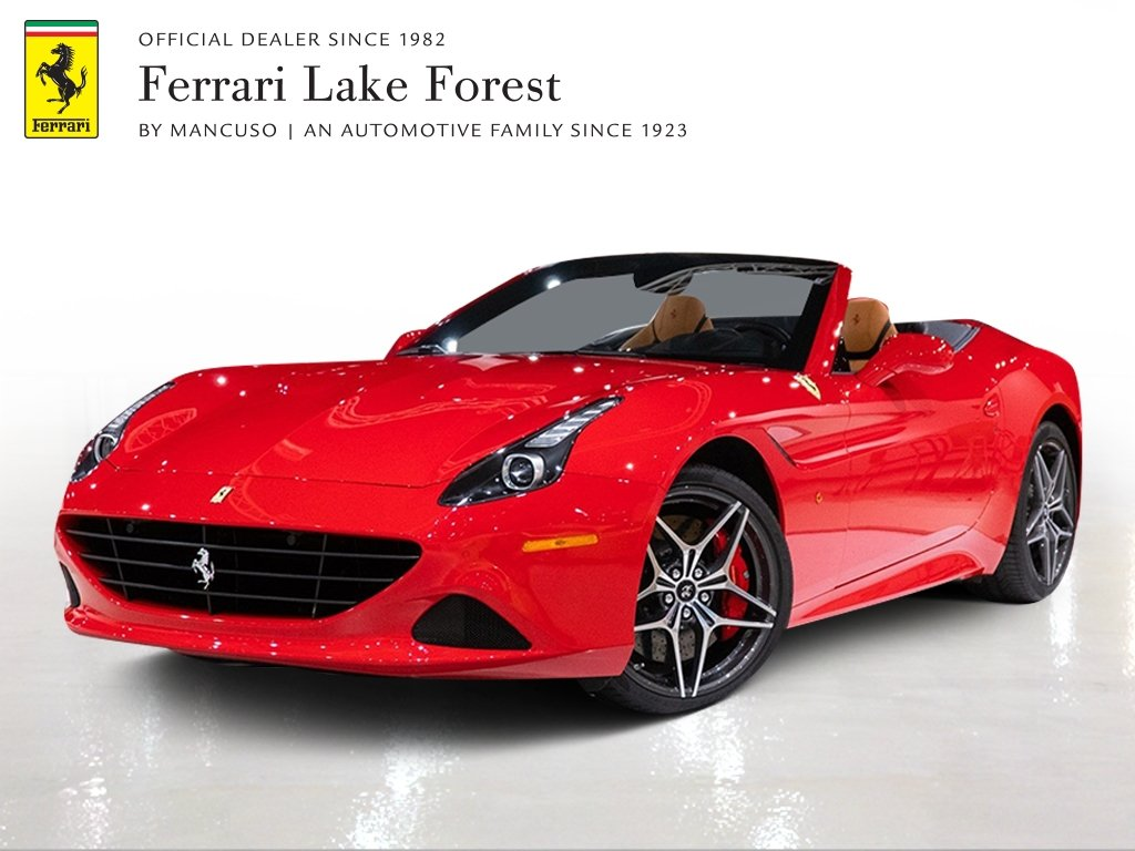 Pre-Owned 2016 Ferrari California