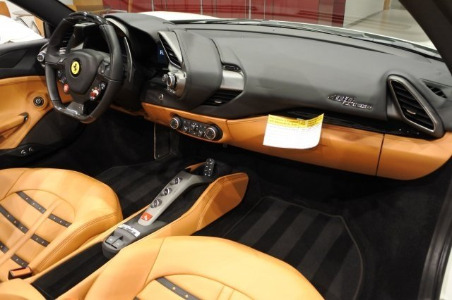 Certified Pre-Owned 2018 Ferrari 488 Spider