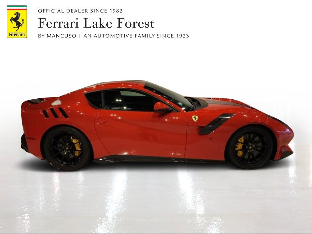 Certified Pre-Owned 2017 Ferrari F12tdf Coupe